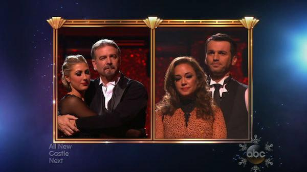 'DWTS': Actress or comedian sent home?