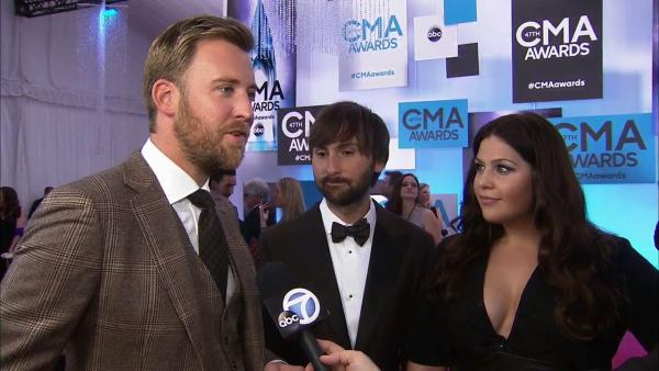Country stars looking forward to AMAs in LA