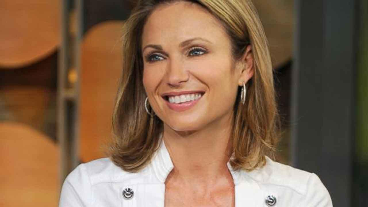 Amy Robach appears in this undated file photo.