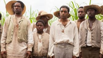 Still image from the film, 12 Years a Slave.