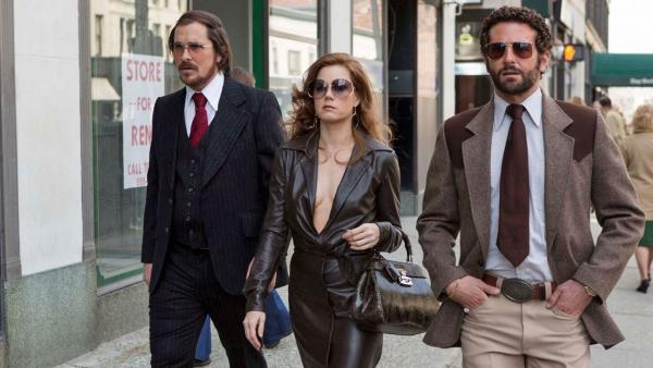 'American Hustle' takes you back to the '70s