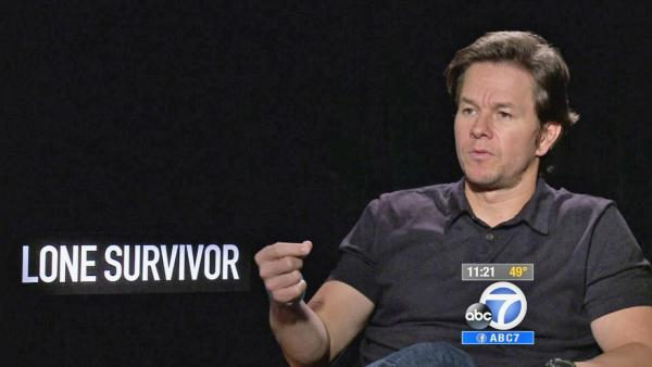 'Lone Survivor' based on real military op