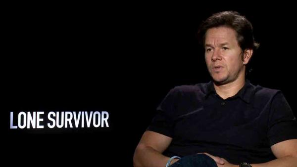 Mark Wahlberg details role in 'Lone Survivor'