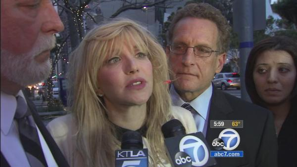 Courtney Love wins in Twitter defamation case