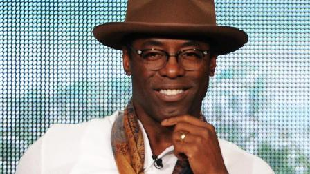 Isaiah Washington participates in The 100 panel at the CBS Winter TCA Press Tour, at the Langham Huntington, in Pasadena, Calif. on Jan. 15, 2014.