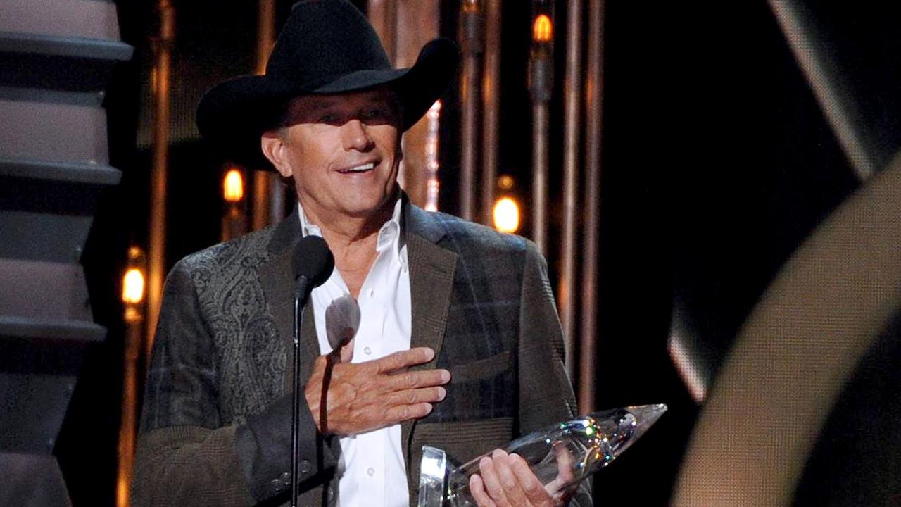#15 on the Billboard.com list of highest-paid musicians: George Strait, who earned $16,002,761.63 in 2013. <span class=meta>(Frank Micelotta)</span>