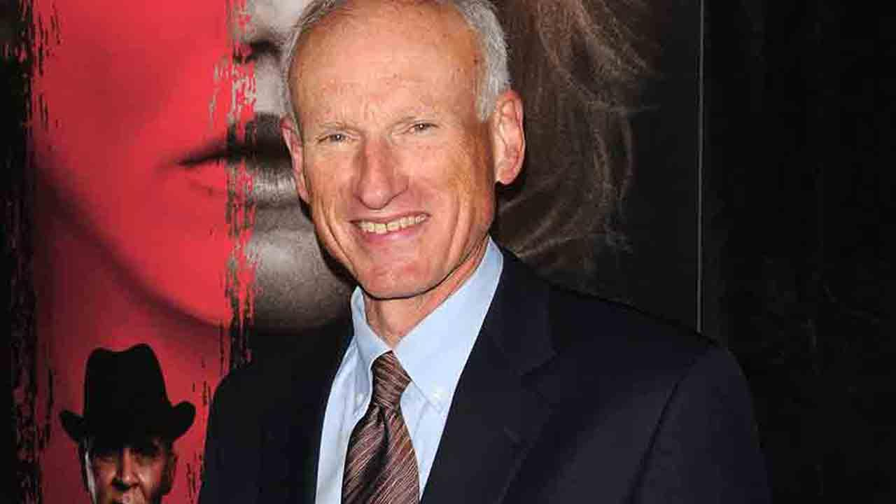 Actor James Rebhorn attends the premiere of The Box in New York on Wednesday, Nov. 4, 2009.Peter Kramer
