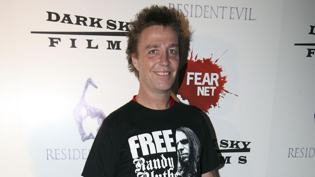 Dave Brockie, who as Oderus Urungus fronted the alien-costumed heavy metal band GWAR, died at 50 on Sunday, March 23, 2014. <span class=meta>(Jeff Bottari)</span>