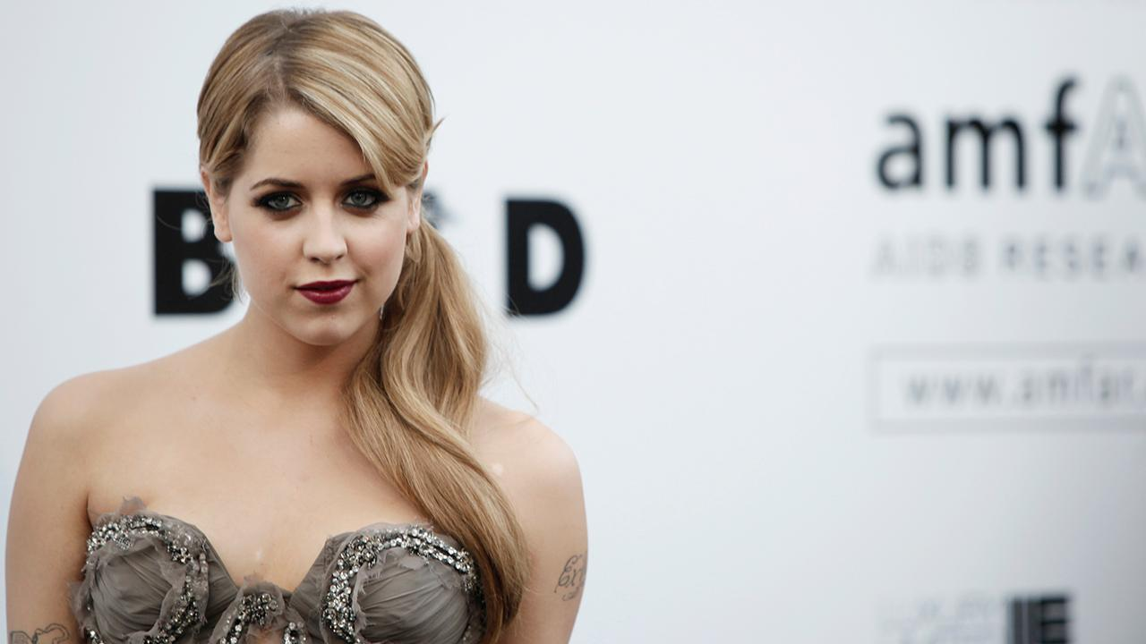 British socialite Peaches Geldof arrives for the amfAR Cinema Against AIDS benefit during the 62nd Cannes International film festival in Antibes, southern France. She was found dead Monday, April 07, 2014. <span class=meta>(Matt Sayles)</span>