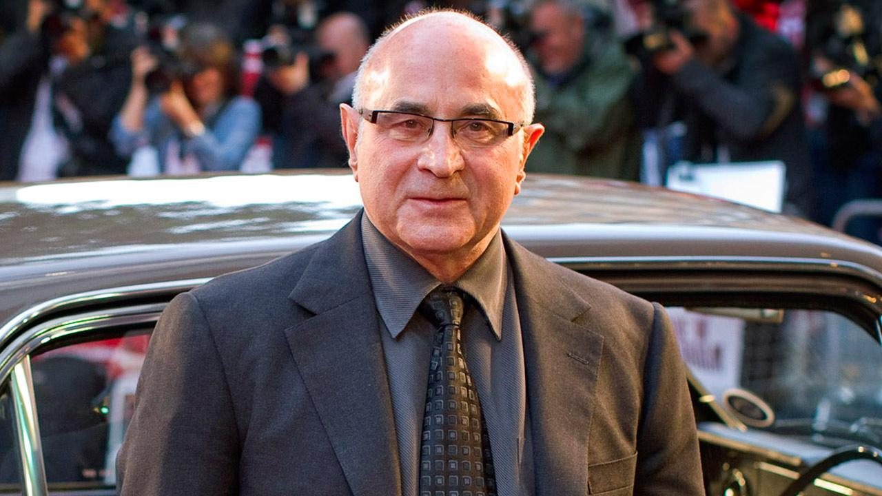 This Sept. 20, 2010 file photo shows British actor Bob Hoskins arriving for the World Premiere of Made in Dagenham in London.Joel Ryan, file