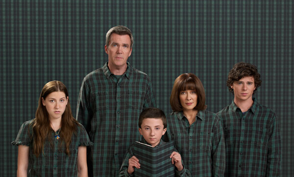 ABC series &#39;The Middle&#39; returns for its fourth season with a special one-hour premiere on Sept. 26, 2012 and will air on Wednesdays from 8 to 9 p.m. <span class=meta>(ABC &#47; Diana Koenigsberg)</span>