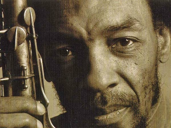 Jazz musician Sam Rivers appears in a photo for...