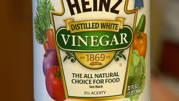 Distilled white vinegar will last for years, so you won't be without unless you run out. It's not only good for cooking, but it can also be used for cleaning, gardening and even laundry.