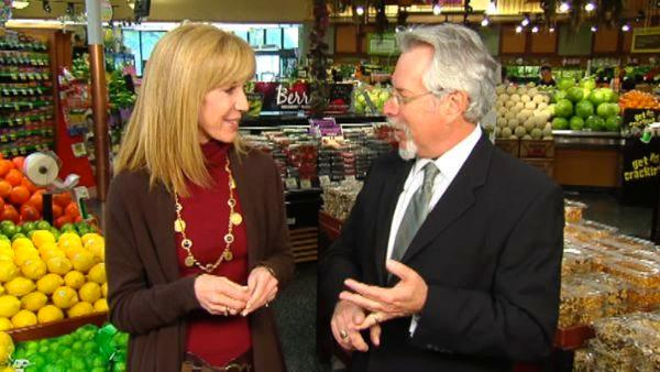 Food Coach Lori Corbin and supermarket guru Phil Lempert offer tips and simple recipes.