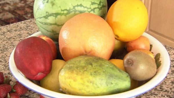 The Center for Science in the Public Interest put together a test, rating key nutrients, including Vitamin C, carotenoids, folate or Vitamin B, potassium and fiber.