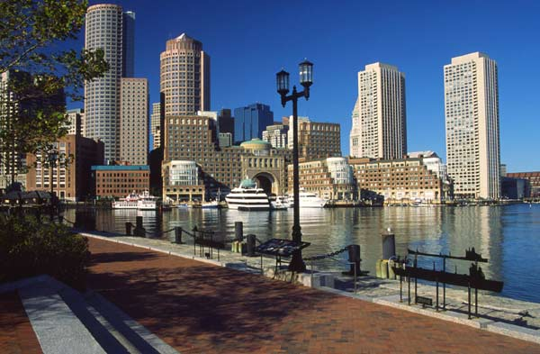 Boston, Mass. was ranked as the fourth easiest city for finding a job in the U.S. According to Forbes.com, there were 53 job postings per 1,000 population between October and December 2011. <span class=meta>(KABC)</span>