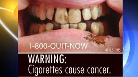The U.S. Food and Drug Administration released nine new graphic warning labels for cigarette packs and advertisements. Cigarette makers have until fall 2012 to comply.
