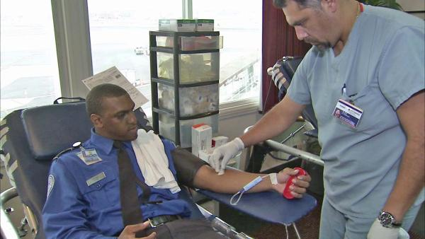 Red Cross appeals for blood as donations wane