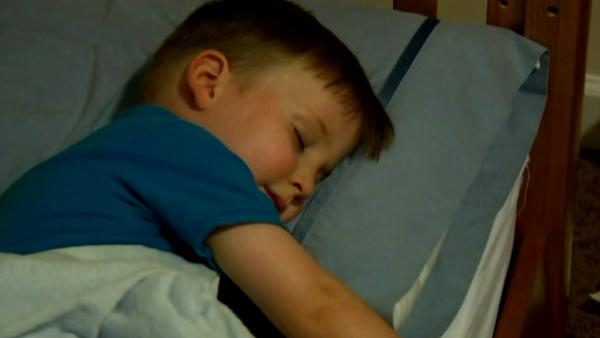 Snoring may affect behavior, health in kids