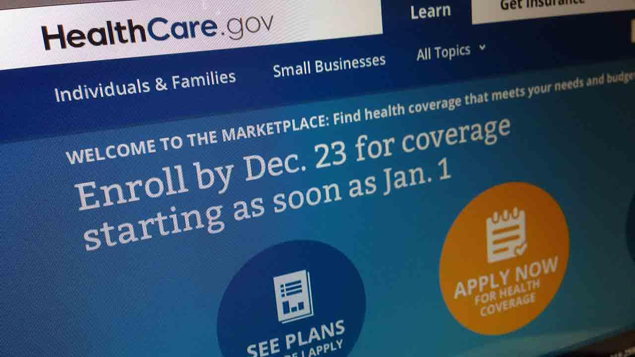 <b>Obamacare:</b> President Barack Obamas health care overhaul launched open enrollment on Oct. 1, but the glitch-plagued rollout became the focus of Obamacare. <span class=meta>(Jon Elswick)</span>