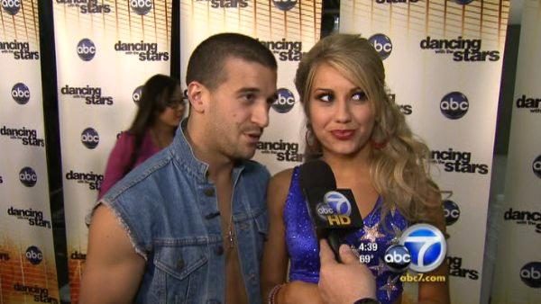 Stars discuss song selection for 'DWTS'