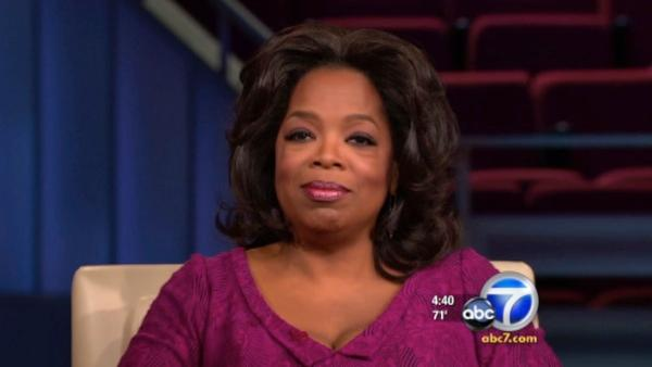 Oprah looking to reflect after show's end