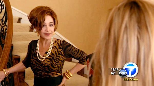 Annie Potts revels in socialite role in 'GCB'