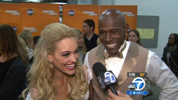 'DWTS' stars dish on their best dances