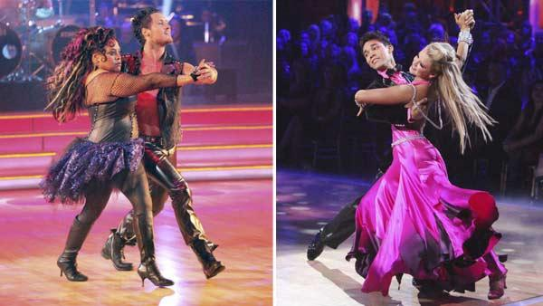 'DWTS' elimination: Shepherd or Fegan?