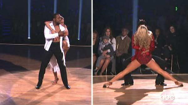 'DWTS' elimination night: White or Fegan?