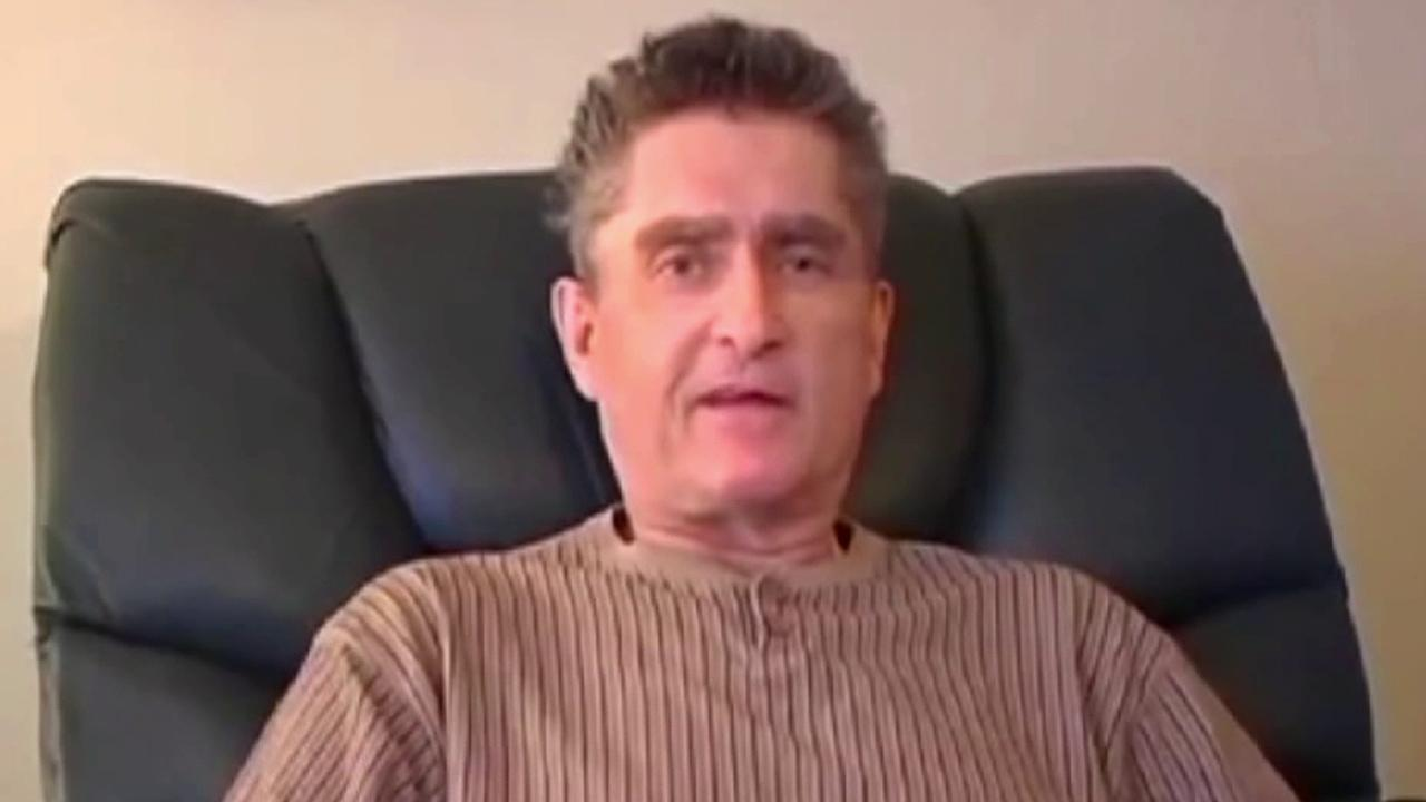 Canadian comic Mike MacDonald is seen in this undated 2012 file photo.
