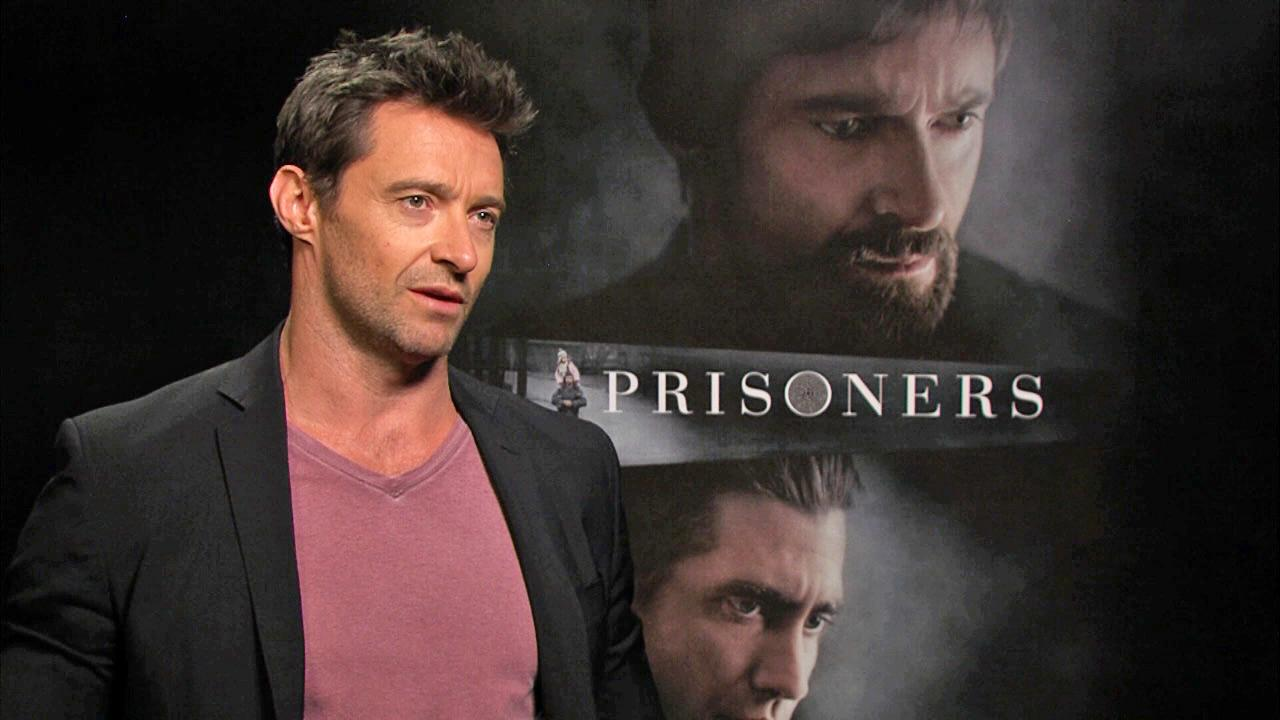 Hugh Jackman speaks to Eyewitness News about his film, Prisoners.