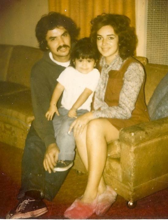 "<div class=""meta ""><span class=""caption-text "">Alysha Del Valle says, 'This is one of my favorite photos of my family when I was just a pup. I just want to say how beautiful my madre is -- stunning, in fact. Her name is Linda, which translates to 'beautiful' in Spanish, and her face, her voice and even her penmanship are all beautiful. What makes her the best momma in my world is she has the biggest, kindest, and most generous heart of anyone in our family.' (Alysha Del Valle)</span></div>"