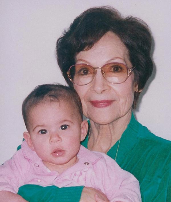 Ellen Leyva &#40;not pictured&#41; says, &#39;My mother -- a wonderful mom to me and a fantastic Nana to my daughters. She has shown me what it means to love unconditionally. &#40;This photo is of my mom and youngest daughter, Audrey&#41;.&#39; <span class=meta>(Ellen Leyva)</span>