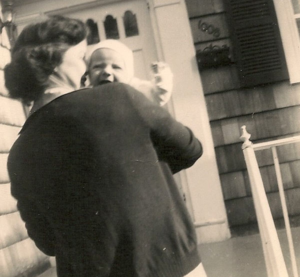 A photo of Dallas Raines and his mother. <span class=meta>(Dallas Raines)</span>
