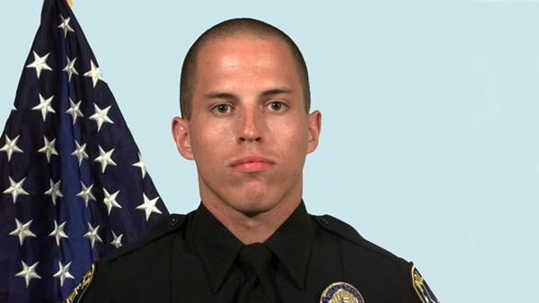 Funeral service for Officer Ryan P. Bonaminio