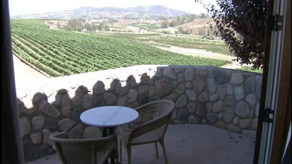 The winery resort has 76 private villas with views of the vineyards. Mention ABC7 for a 20 percent discount on hotel rooms Thursday through Sunday through November 1.
