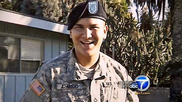 Family mourns soldier killed in Afghanistan