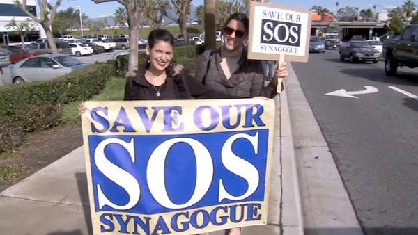 Corona synagogue on the brink of foreclosure