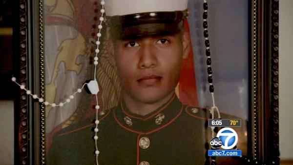Moreno Valley Marine killed in Afghanistan