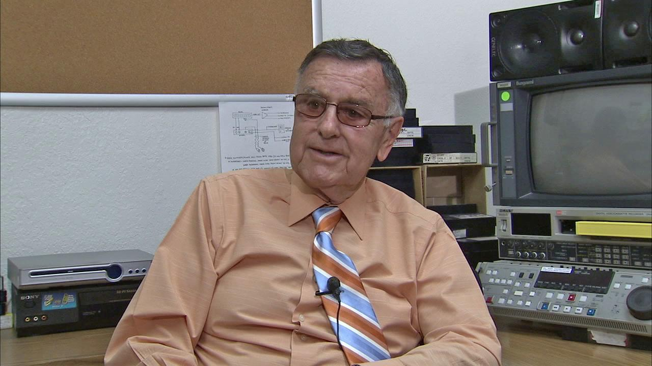 Our former Eyewitness News Inland Empire Bureau Chief Bob Banfield passed away on Thursday, June 28, 2012 at the age of 82 after battling cancer.