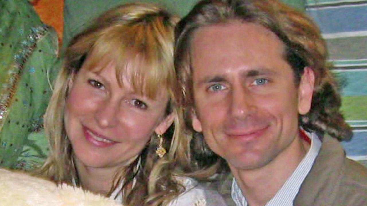 Tanja and Stefan Castle, pictured in this undated file photo, were high-ranking insiders in the Church of Scientology. Tanja Castle says she was pressured by the church to divorce Stefan and never speak to him again.