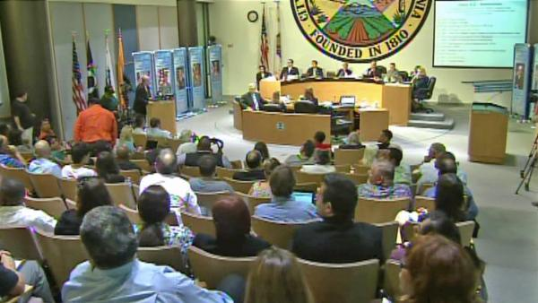 San Bernardino residents speak out on bankruptcy