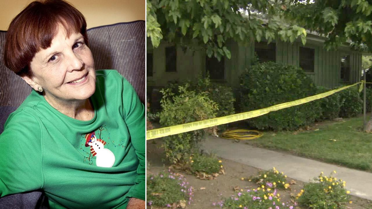 Mary Elizabeth Blaskey, 76, was murdered inside her home on the 3000 block of North Fremontia Drive in San Bernardino on Wednesday, Nov. 14, 2012.