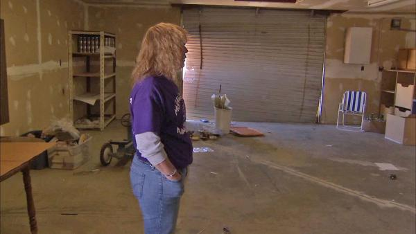 Homeless supply shelter robbed in Apple Valley