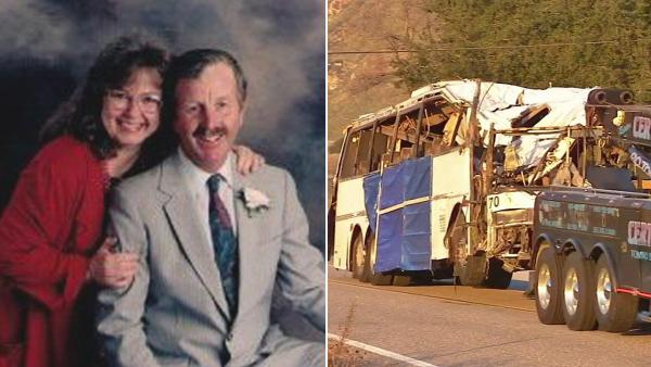 Tour bus crash: Death toll increases to 8