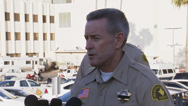 Deputy killed in shootout with Chris Dorner