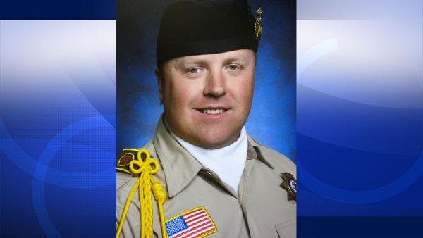 Vigil held in Yucaipa for fallen deputy