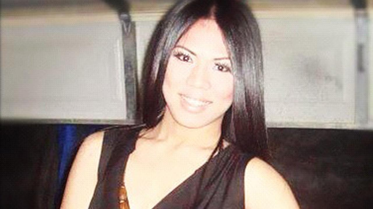 Domaine Javier, 25, is seen in this undated photo provided by her attorney.