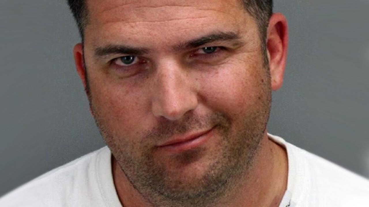 Brett Pendleton, 36, a Riverside County sheriffs deputy, was arrested on suspicion of DUI and making terrorist threats.